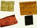 [Cultural heritage destruction: Documenting parchment degradation via multispectral imaging]